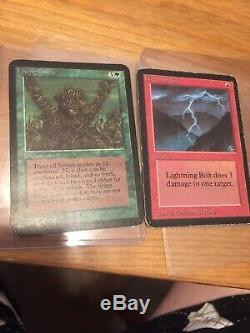 Mtg magic the gathering collection Lot Foil Alpha Tournament Deck