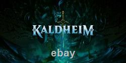 PRESALE FOIL Premium Kaldheim KHM Full Complete Set Sealed MtG 2 3 4x Discounts