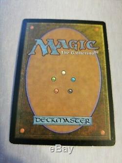 Palinchron FOIL NM Urza's Legacy Magic Gathering MTG RESERVE LIST
