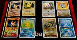 Pokemon Card Legendary Collection Reverse Holo Foil Firework Complete Set EX-NM