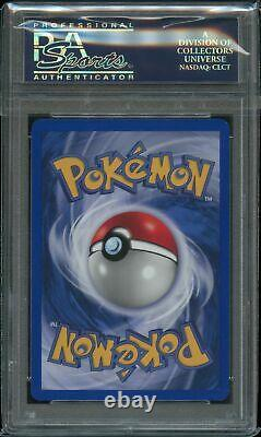 Pokemon Venusaur Reverse Foil PSA 10 Gem Mint 18/110 Legendary Collection