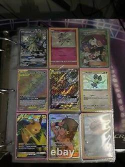 Pokemon card collection binder