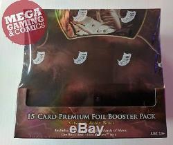 Shards of Alara Block Premium Foil Booster Box Sealed English