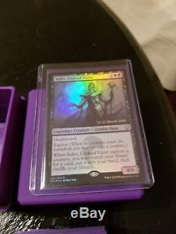 Sidisi Undead VIzier (foil) EDH Commander Deck MTG LOT Magic the Gathering