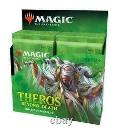 THEROS BEYOND DEATH COLLECTOR BOOSTER DISPLAY BOX - NEW SEALED - Magic MtG