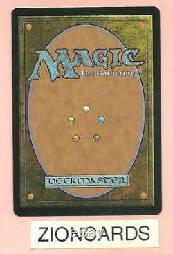 Tarmogoyf Full Art FOIL Box Topper Mythic Rare- Ultimate Masters MTG NM