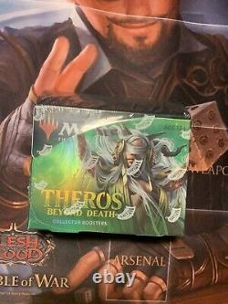 Theros Beyond Death Collector Booster Box MTG Wizards of the Coast