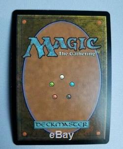 Vintage Magic MTG Mercadian Masques FOIL Rishadan Port MINT, BGS/PSA QUALITY