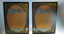 X1 Mox Opal masterpiece foil NM/LP Magic the Gathering MTG