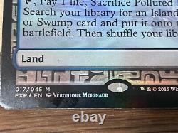 Zendikar Expedition Polluted Delta MTG Near Mint Magic Card